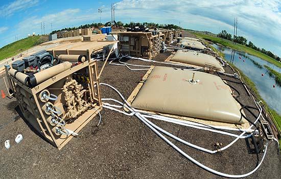 کاربردهای نظامی دستگاه تصفیه آب اسمز معکوس Application of Reverse Osmosis Systems in Military Applications