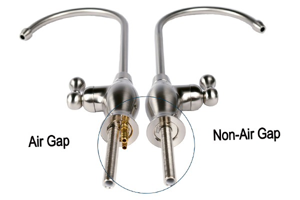 Air Gap Water Filtration Faucets