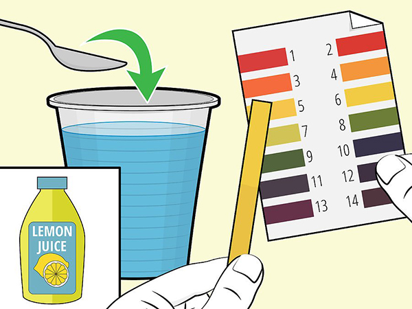 Doing Water pH Experiments at Home  اندازه گیری pH آب در خانه