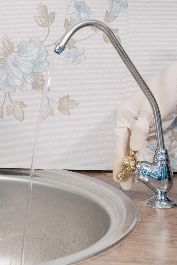 Faucet Water Purifierشیر برداشت تصفیه خانگی