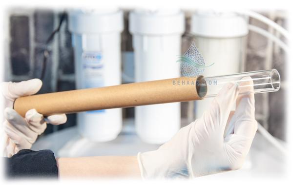 UV Lamp For Ro UV Water Filter  نحوه نصب فیلتر یو وی در دستگاه تصفیه آب