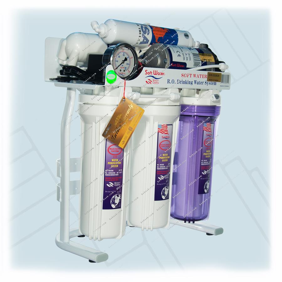 Home Reverse Osmosis Systemدستگاه تصفیه آب خانگی
