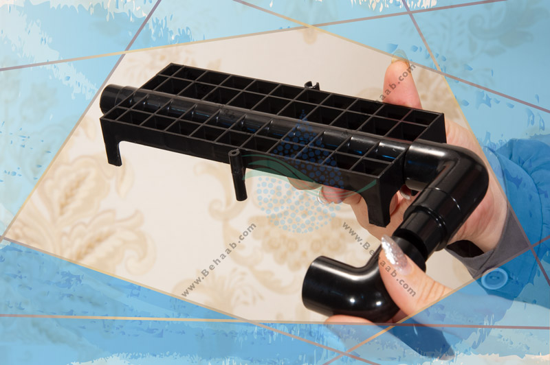 آموزش مرحله به مرحله نصب فیلتر زیر شنی آکواریوم آتمن Atman