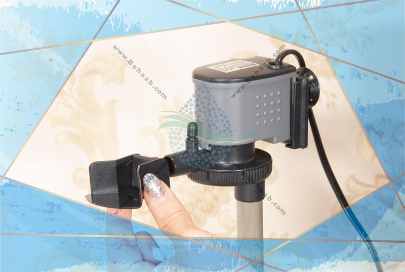 فیلتر زیر شنی برقی آکواریوم را چگونه نصب کنیم