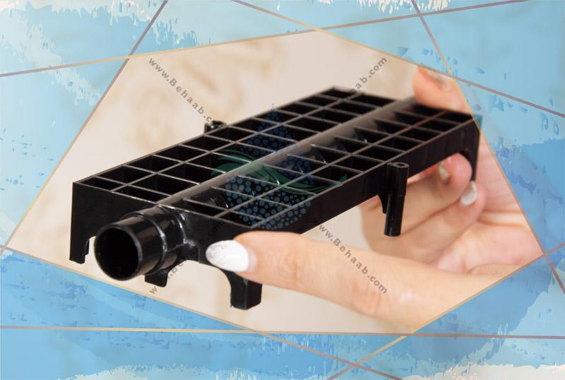 آموزش تصویری نصب فیلتر زیر شنی برقی آکواریوم