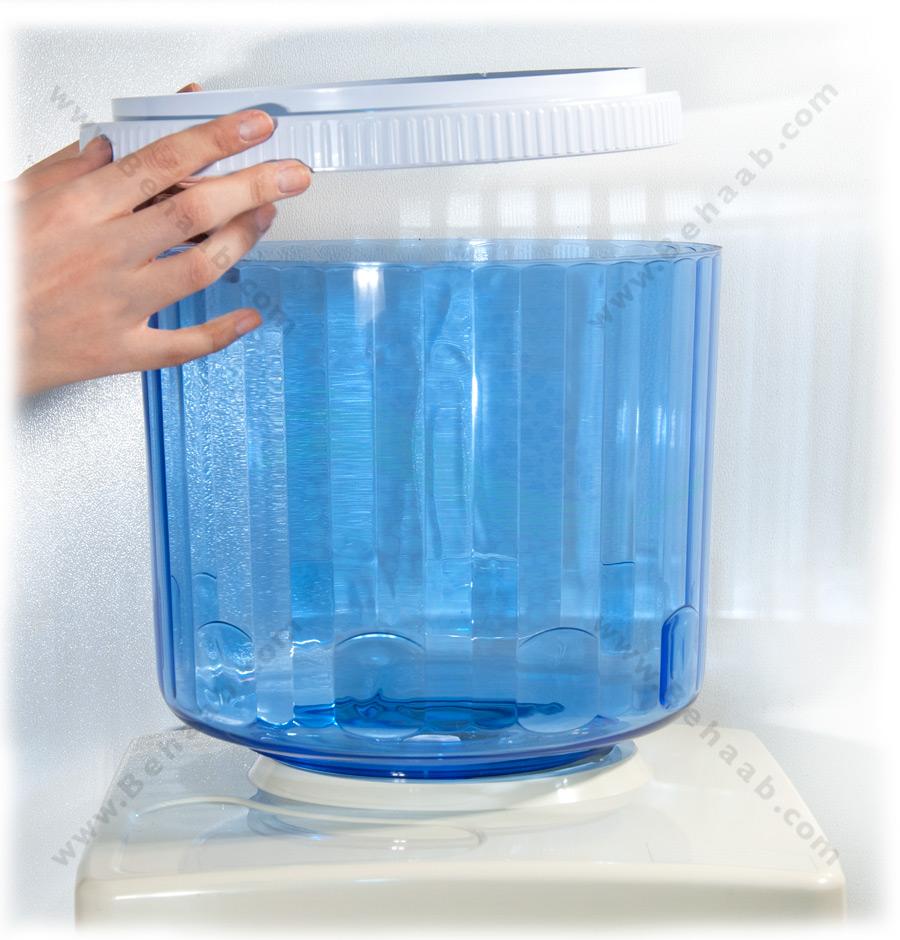 نحوه نصب مخزن آبسردکن فیلتردار How to Install Water Dispenser Filtration System