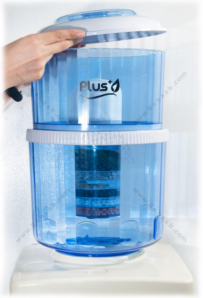 نحوه نصب مخزن فیلتر دار آبسردکن  How to Install Water Dispenser Filtration System