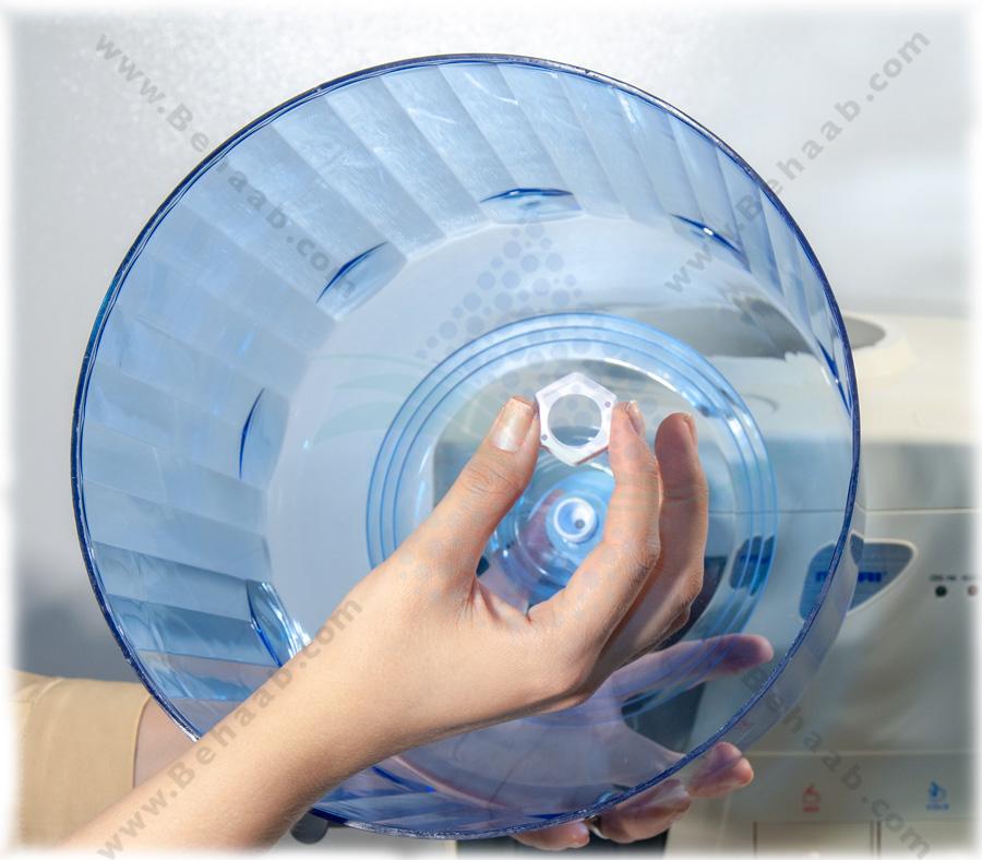 نحوه نصب مخزن تصفیه دار آبسردکن How to Install Water Dispenser Filtration System