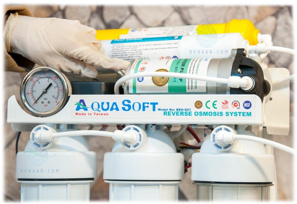 ro booster pump  پمپ دستگاه تصفیه آب