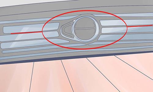 How to Change a Water Filter in a Kenmore Refrigerator نحوه تعویض فیلتر آب یخچال ساید بای ساید کنمور