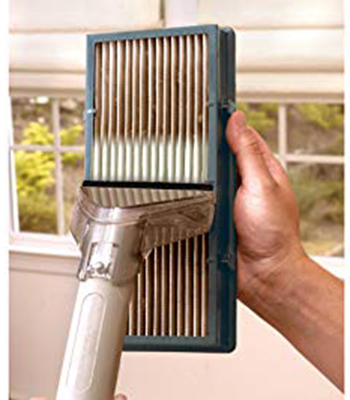 how to clean hepa filter