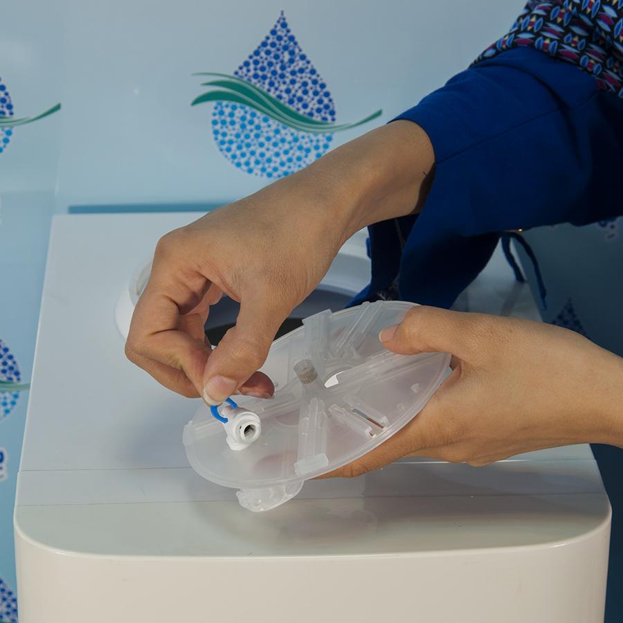 آموزش اتصال آبسردکن به آب شهری Install Connection the Water Dispenser to the Tap Water