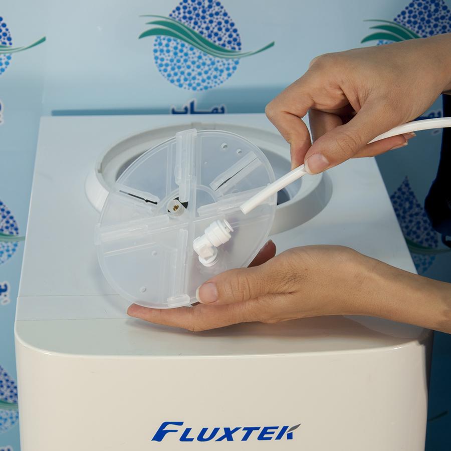 چگونه آبسردکن به آب شهری وصل می شود Install Connection the Water Dispenser to the Tap Water
