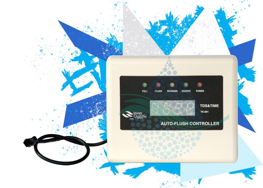 Tds Meter -Online سختی سنج این لاین در دستگاه تصفیه آب اسمز معکوس