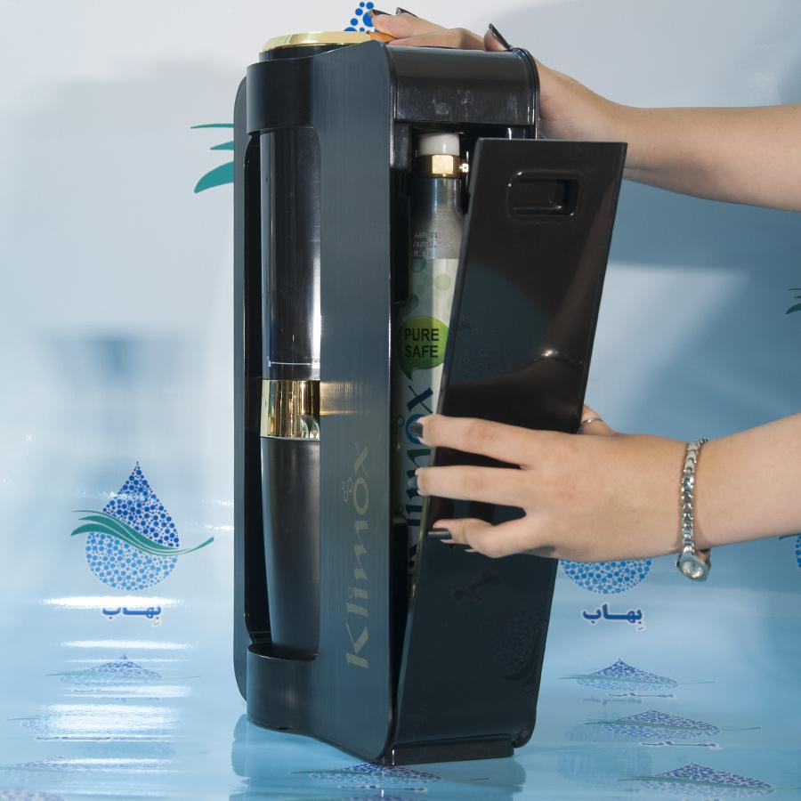 KLIMOX soda maker user manual آموزش کار با دستگاه نوشابه ساز کلایموکس
