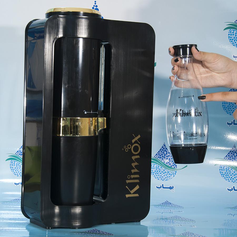 KLIMOX soda maker user manual نصب دستگاه سوداساز و نوشابه ساز کلایمکس