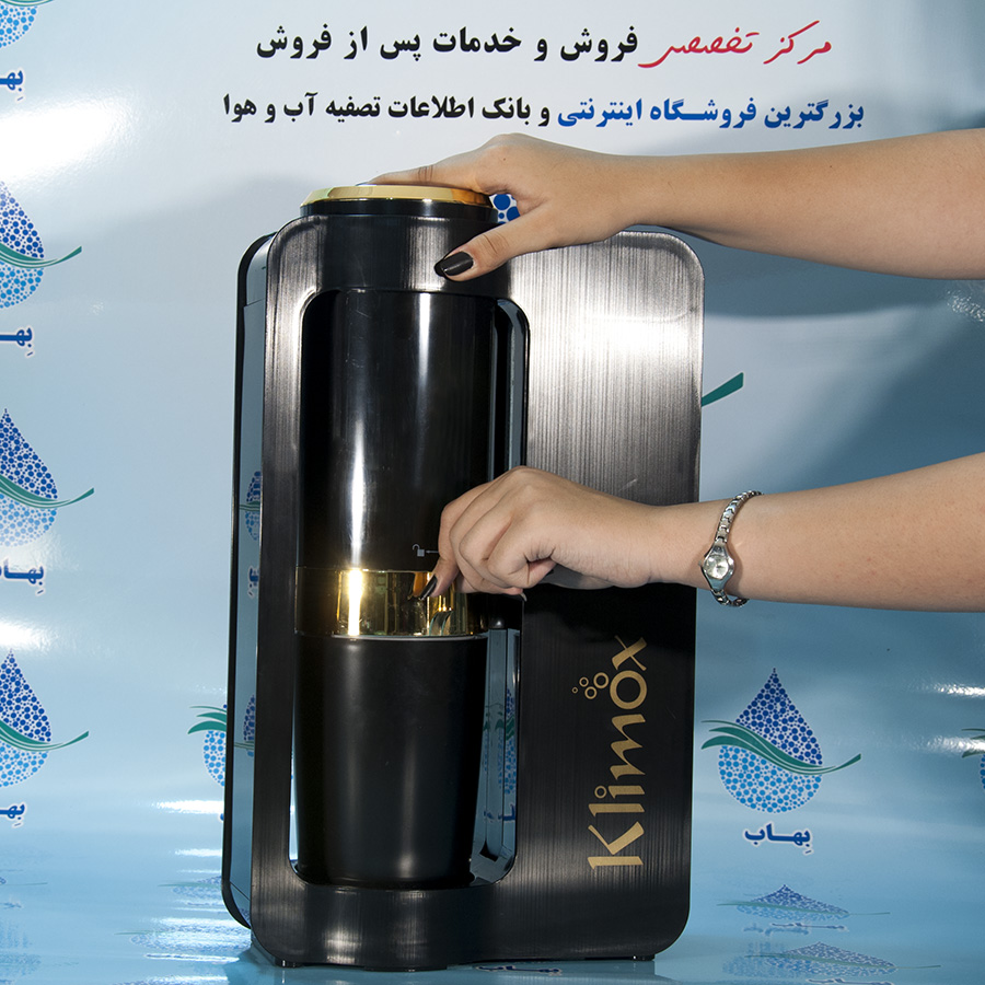 KLIMOX soda maker  دستگاه سودا ساز کلایمکس