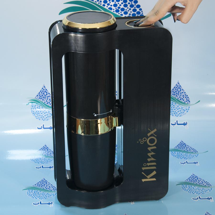 KLIMOX soda maker راهنمای استفاده از دستگاه سودا ساز کلایموکس