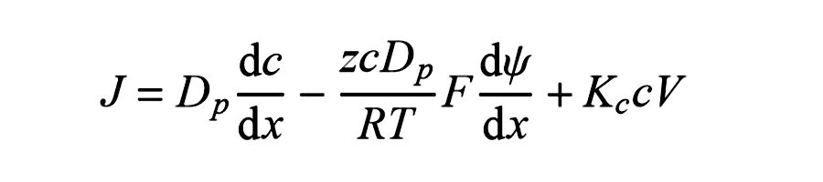 Mathematical Modelling of Nanofiltration Process مدلسازی ریاضی فرایند نانوفیلتراسیون