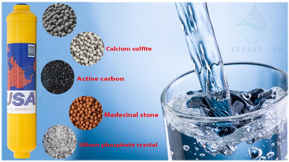 Mineral Filter  فیلتر مینرال تصفیه آب