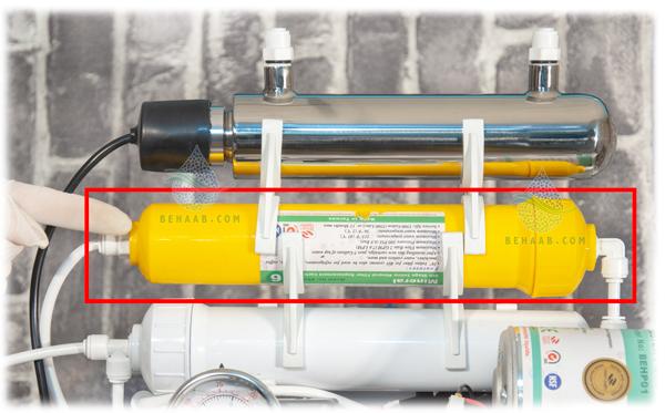 Mineral Water Filter فیلتر مینرال تصفیه آب