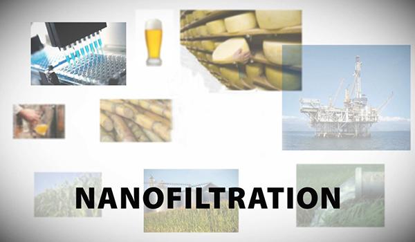 کاربرد تصفیه آب نانوفیلتراسیون