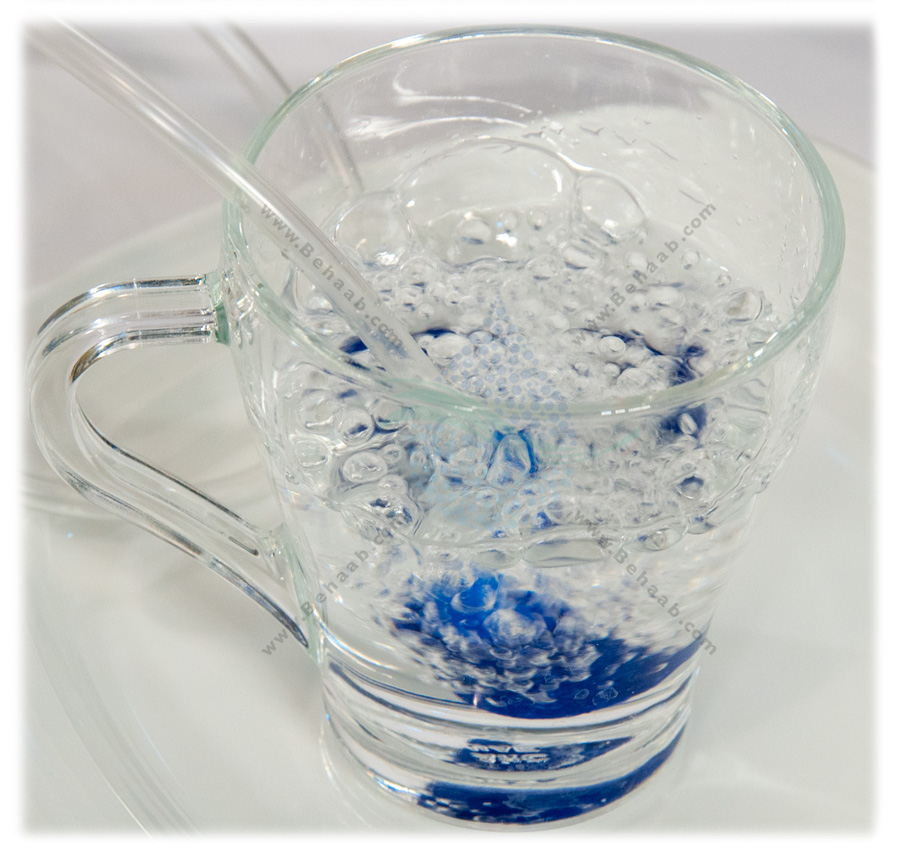 Ozone Sanitizer to Disinfect Water  تصفیه آب با ازن ساز خانگی