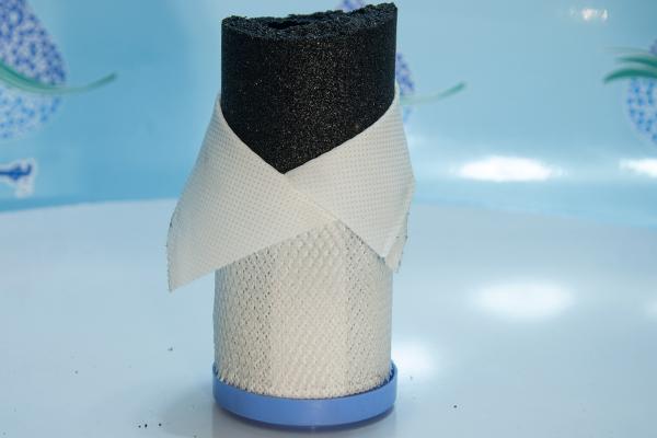 فیلتر کربن جامد دستگاه تصفیه آب