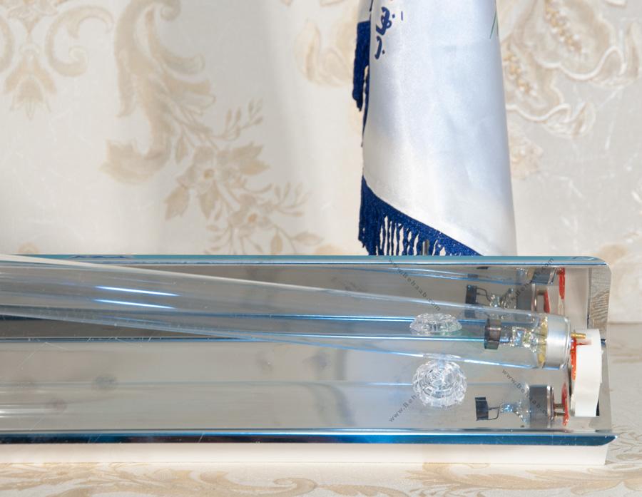 آموزش نصب فیلتر uv برای ضد عفونی کردن محیط  Portable UV Disinfection Light