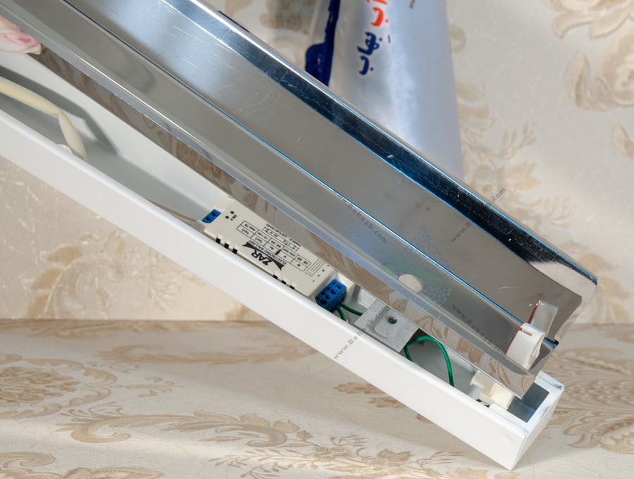 نصب فیلتر اشعه فرا بنفش UV برای ضد عفونی کردن محیط. UV-C Sterilizer Lamps