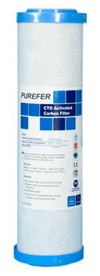 فیلتر کربن جامد تصفیه آب
