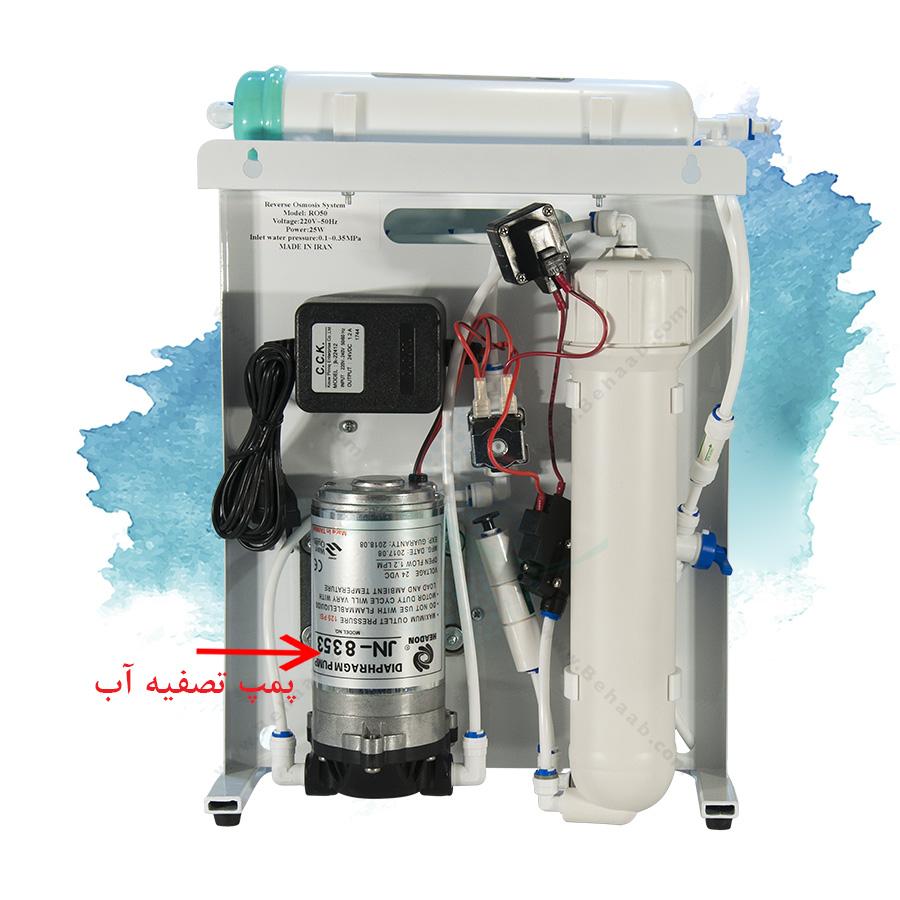 Reverse Osmosis Booster Pump پمپ دستگاه تصفیه آب خانگی