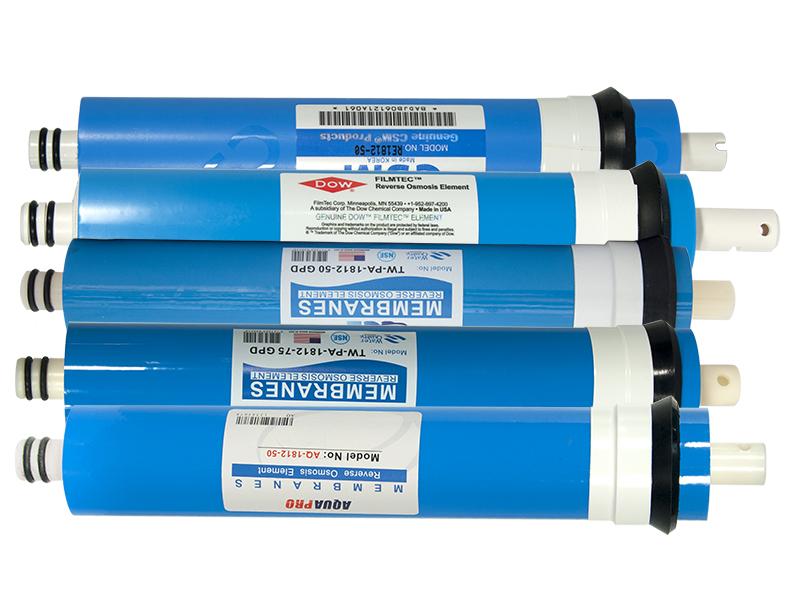 Reverse Osmosis Membrane  فیلتر ممبران دستگاه تصفیه آب اسمز معکوس