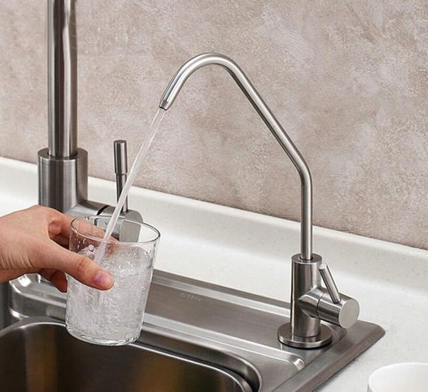 Reverse Osmosis Water Filter Sink Faucet Tap شیر برداشت تصفیه آب