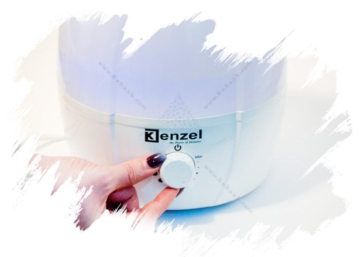 Ultrasonic Humidifier Kenzel طرز کار بخور سرد کنزل