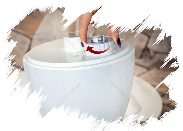 Ultrasonic Humidifier Kenzel چگونه از دستگاه بخور استفاده کنیم