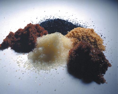 Resin beads دانههای رزین