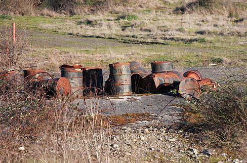Woburn Massachusetts Water Contamination آلودگی آب ووبورن ماساچوست