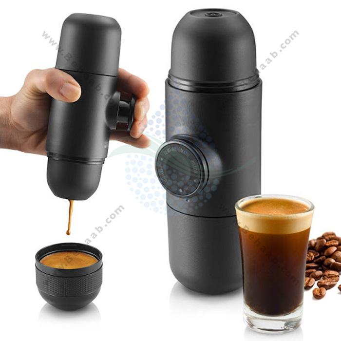 iSODA PressoMate Espresso Maker آموزش کار با اسپرسو ساز مسافرتی