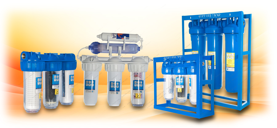 soufilter Reverse Osmosis Systemدستگاه تصفیه آب سوفیلتر
